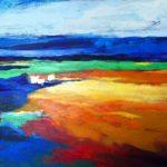 TOSCANA 36inc. x 48inc. acrylic on canvas $2000 SOLD