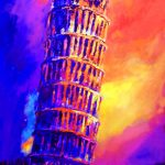 31 images in this album Created on 20 October 2011 / 14:16 Tower of Pisa (48inch x 30inch acrylic on canvas) $1800